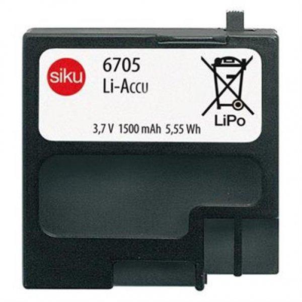 """Siku 6705 - Power-Akku für das SIKU Modell """"MAN mit Tieflader"""" (Art. 6721, 6719)"""
