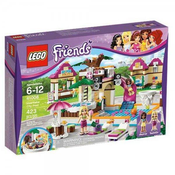 Lego 41008 - Friends Das Große Schwimmbad