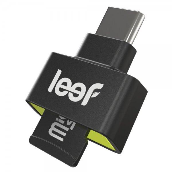 Leef Access-C Mobile microSD Reader auf USB C Kartenlesegerät für USB C
