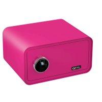 Olympia Tresor GOsafe 200 - Fingerprint Schloss pink Minitresor Safe