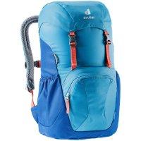 Deuter Junior Kinderrucksack Wanderrucksack Reiserucksack azure-lapis Rucksack Jungen Mädchen blau