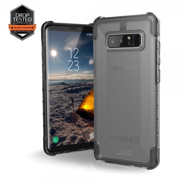 UAG Plyo Case | Samsung Galaxy Note 8 | Ice transparent