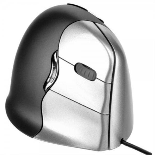 Evoluent vertikale Maus / ergonomische Maus 4 USB Rechtshänder - kabellos