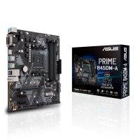 ASUS Prime B450M-A Mainboard Sockel AM4 mATX AMD DDR4-Speicher natives M.2 USB 3.1 Gen 2