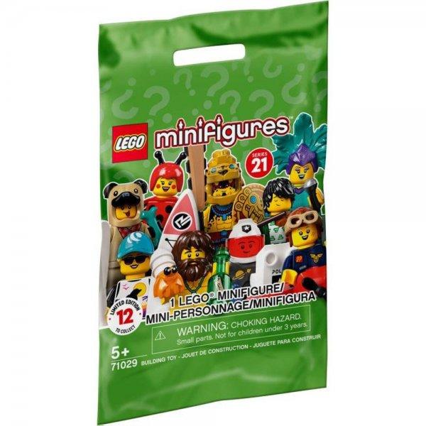 LEGO® Minifigures 71029 - Minifiguren Serie 21 | 1 Minifigur per Zufall