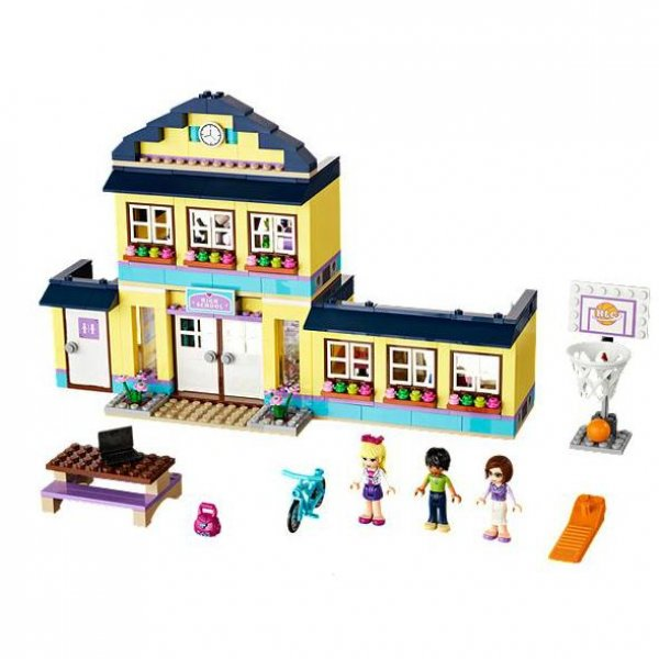 Lego Friends Heartlake Schule