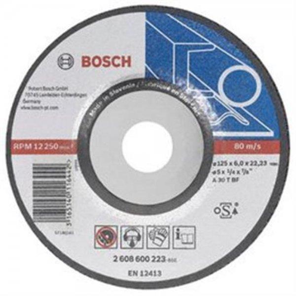 Bosch Winkelschleifer-Zubehör Schruppscheibe gekröpft-Metall 11,5 cm 2608600218