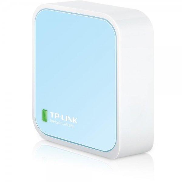 TP-Link TL-WR802N WLAN Nano Router 300Mbps