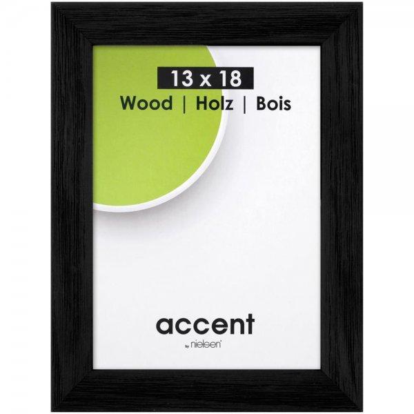 Nielsen Accent Magic 13x18 Holz schwarz | 9732004