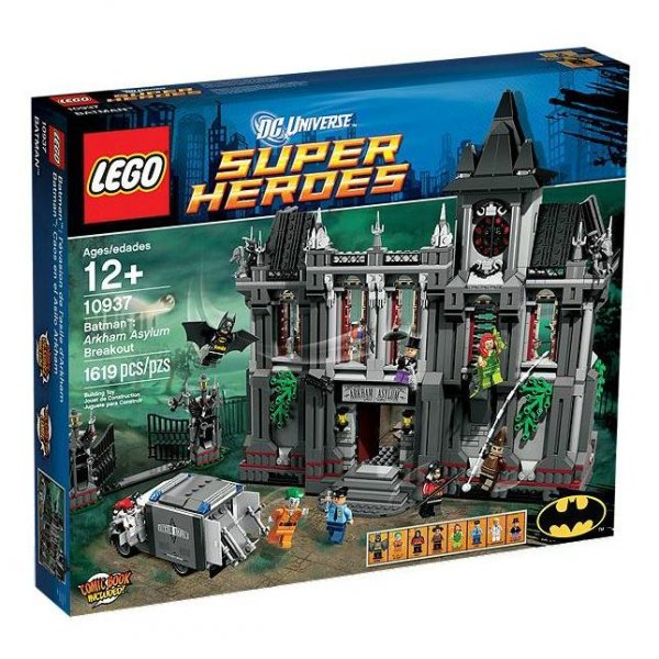 Lego 10937 - Batman Ausbruch aus Arkham Asylum