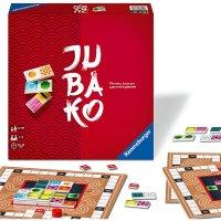 Ravensburger Spiele 26818 Jubako Brettspiel ab 8 Jahren Familienspiel Legespiel