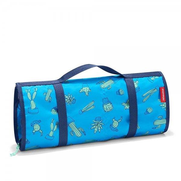 reisenthel myorganizer kids cactus blue Aufbewahrung Ordnungssystem Organizer zum aufhängen