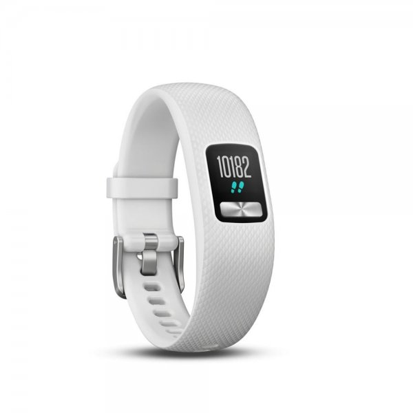 Garmin vívofit 4 Fitness Tracker Armband S/M weiß