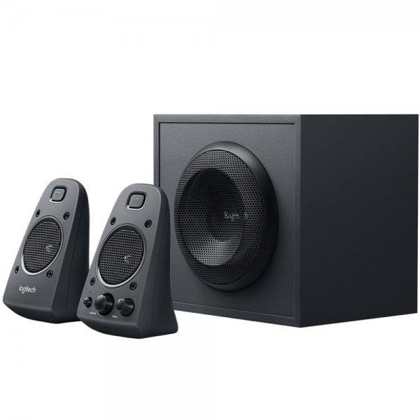 Logitech Z625 Powerful THX Sound 2.1 Lautsprecher 200W