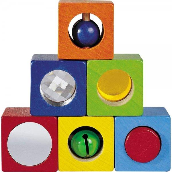 HABA 1192 - Erkundungssteine Motorik Spielzeug Kleinkind