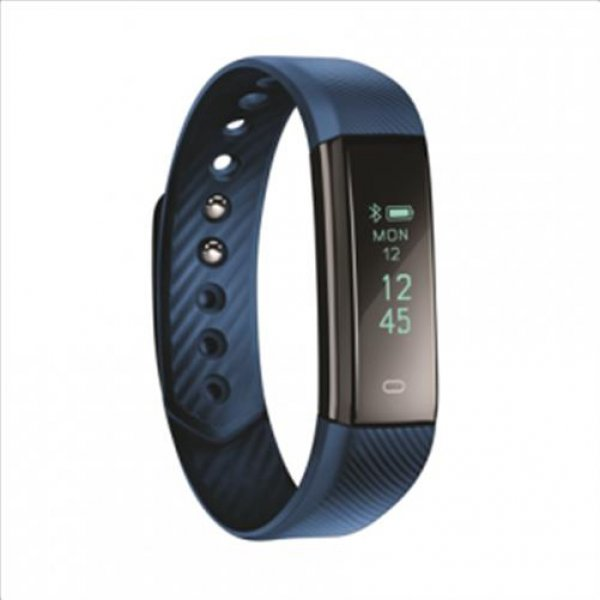 ACME ACT101B Activity Tracker Smart-Armband blau