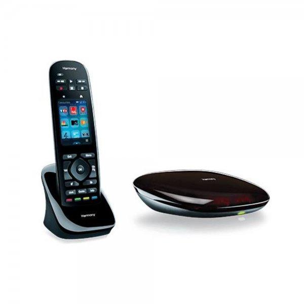Logitech Harmony Ultimate Fernbedienung mit Touchscreen schwarz # 915-000203