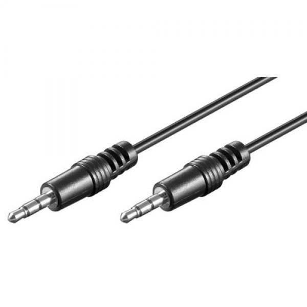 Wentronic AVK 119-150 Q 1.5m Audio-Video-Kabel 1,5 m lo # 51658