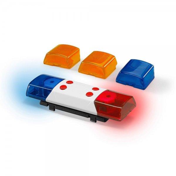 Bruder 02802 - Zubehör - Licht und Sound Modul 1:16 Spielzeugauto Modellauto Neu
