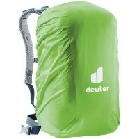 Deuter Regenschutz kiwi grün Regenschutzhülle für Schulrucksack Schulranzen reflektierender Aufdruck