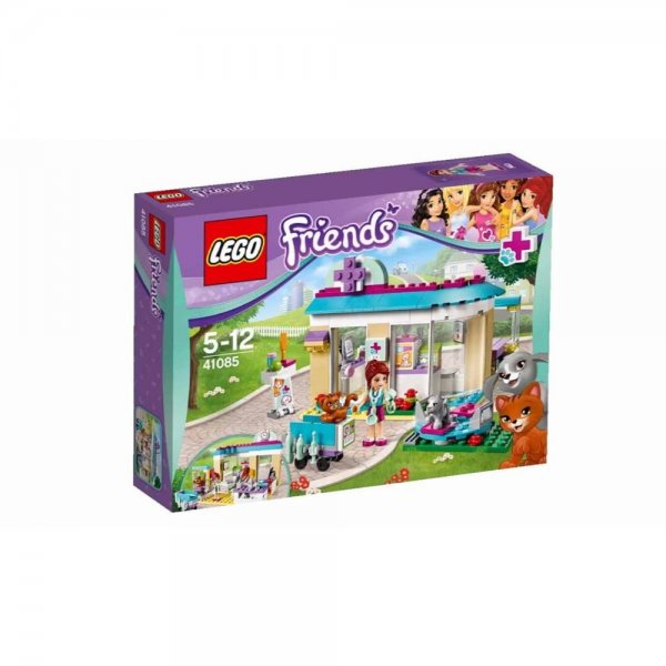 Lego Friends 41085 - Tierpflege Klinik 5-12