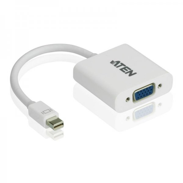 ATEN VC920 MiniDisplay-Port-VGA-Adapter