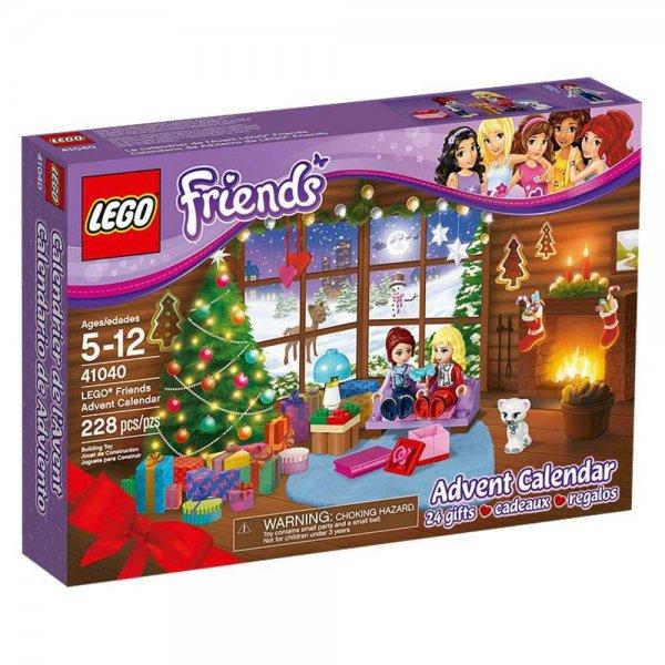 Lego Friends Adventskalender 2014
