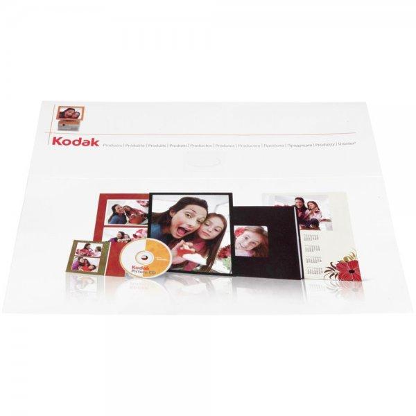 Kodak Kiosk Bildertaschen 20x30 cm 1x 250 Stück