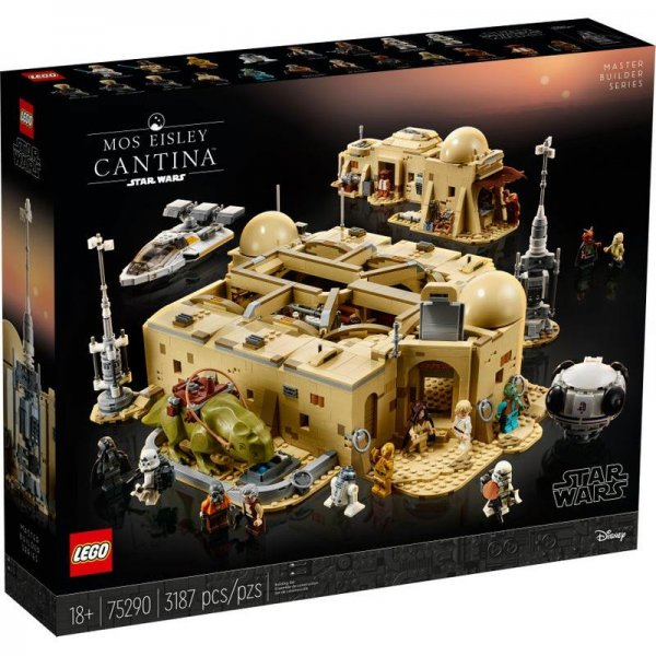 LEGO® Star Wars™ 75290 - Mos Eisley Cantina™
