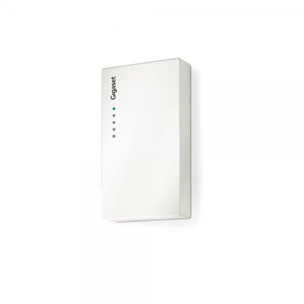 Gigaset N720 DM PRO DECT-Basisstation Ethernet VoIP Weiß