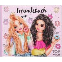 Depesche 11034 Freundebuch TOPModel rosa ca. 17,5 x 21 x 1,5 cm für Mädchen