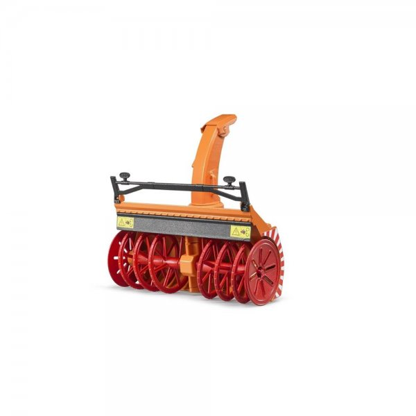 Bruder 02349 - Zubehör: Schnee für LKW Unimog Traktoren Maßstab 1:16 NEU
