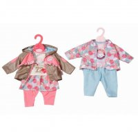 Zapf Creation Baby Annabell Travel oder Jeans Outfit 43 cm Babypuppenkleidung