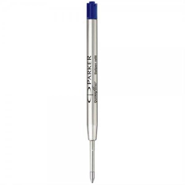 Parker Quinkflow Mine M blau Kugelschreiber Ersatzmine Kugelschreibermine