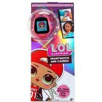 MGA L.O.L. Surprise! Smartwatch, Kamera & Game Kinderuhr Spielzeug Uhr Kinder