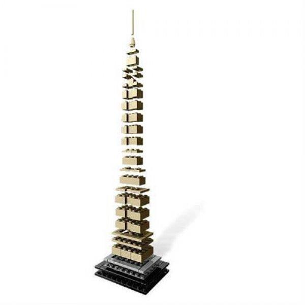 Lego 21002 Architecture Empire State Building