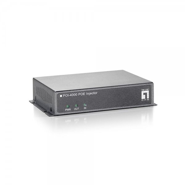 LevelOne POS-4000 High-Power PoE Splitter - Switch # 552016