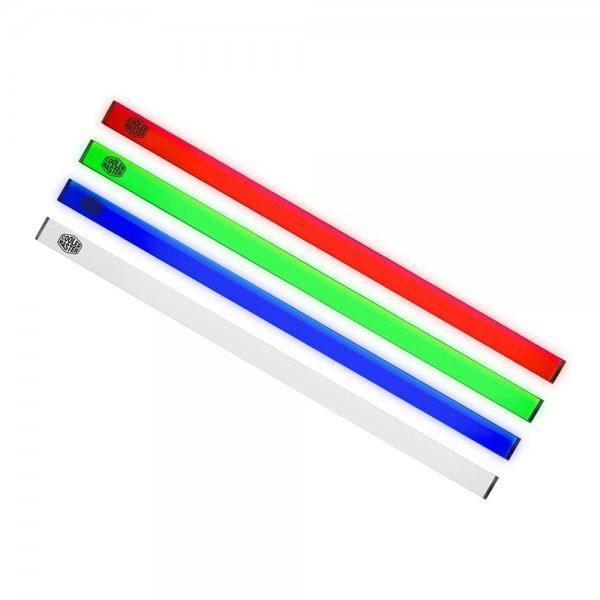 Cooler Master | Universal LED-Streifen RGB PC Gehäuse Case Zubehörteil magnetisch