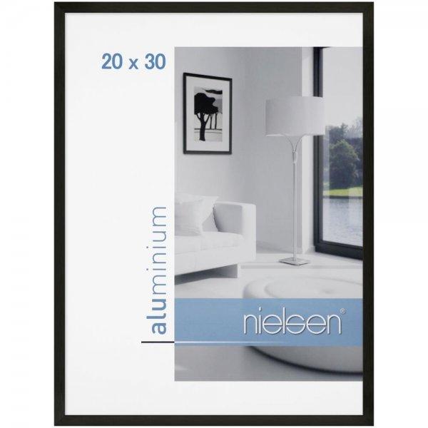 Nielsen C2 schwarz matt 20x30 Aluminium Struktur 63553