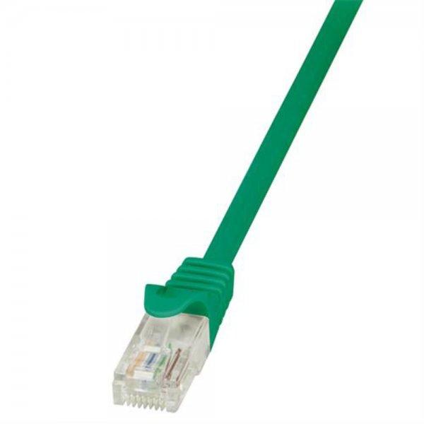 LogiLink Patchkabel Kat.6 U/UTP EconLine grün 2,00m ® # CP2055U