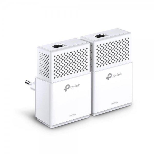 TP-Link TL-PA7010 KIT AV1000 Gigabit Powerline-Adapter-Starter KIT   refurbished