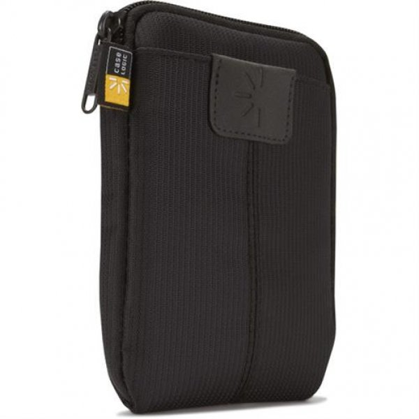 """Case Logic VHS101 Tasche für 6,3 cm / 2,5"""" große externe Festplatte Schwarz"""