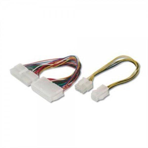 Internes Stromversorgungskabel Set, ATX -BTX, 0.2 m # AK ATX-ADAP