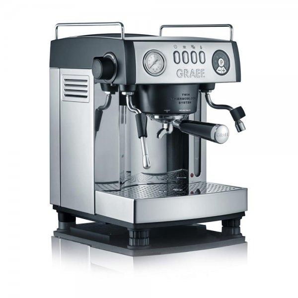 """Graef Siebträger-Espressomaschine """"baronessa"""" Kaffeemaschine Barista-Style"""