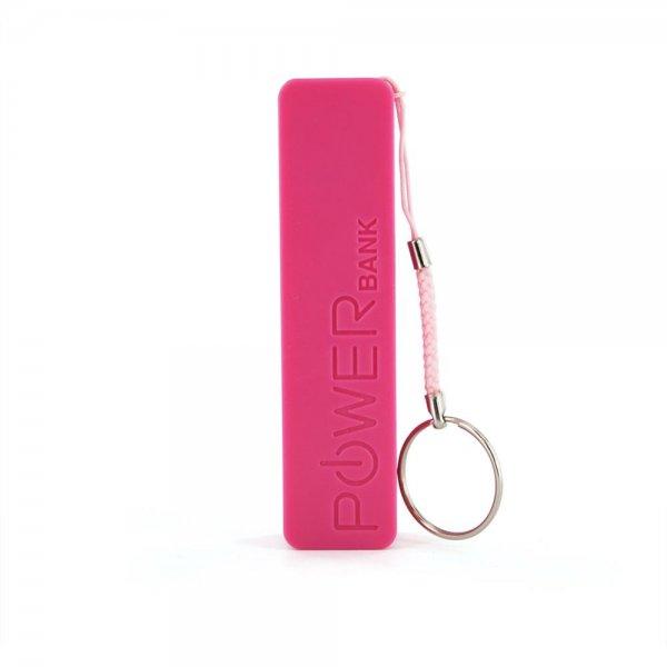 XLayer Zusatzakku Powerbank Colour Line Pink 2600mAh S