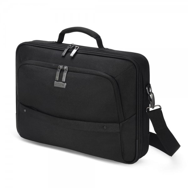 "Dicota Eco Multi SELECT 15-17.3"" Notebooktasche Laptop PET schwarz"