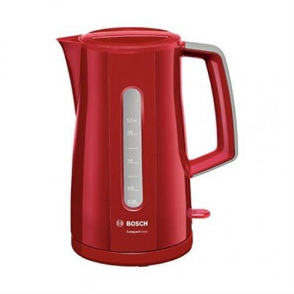 Bosch CompactClass TWK3A014 Wasserkocher 2400 W 1,7 L