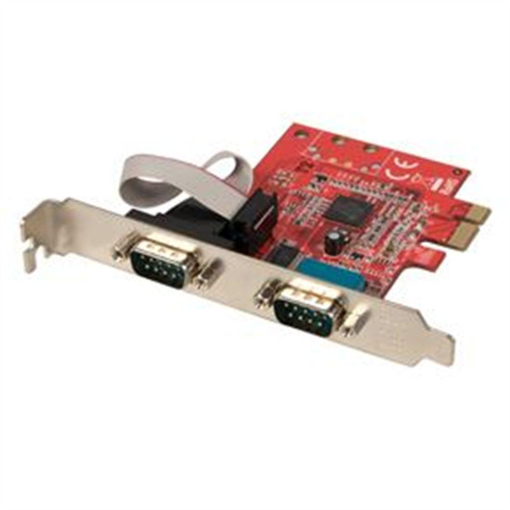 Lindy-2S-16C950-Seriell-Karte-PCIe-Zubehoer-PC-51187