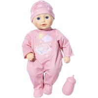 Zapf Creation 701836 Baby Annabell My First Annabell Weiche Puppe mit Schlafaugen, 30 cm