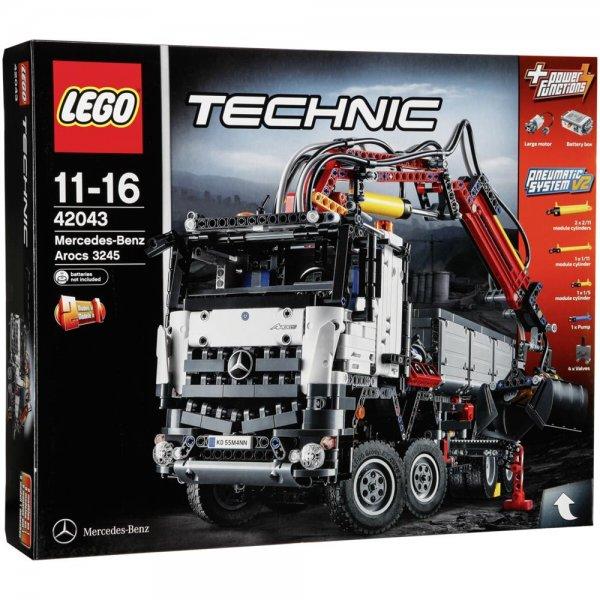 Lego 42043 - Technic Mercedes-Benz Arocs 3245